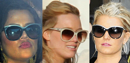 Who Wore These Chloe Shades Best?