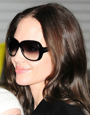 Angelina Jolie - Bottega Veneta - BV 68/S