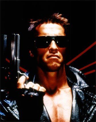 Arnold Schwarzenegger - Gargoyle - ANSI Classics