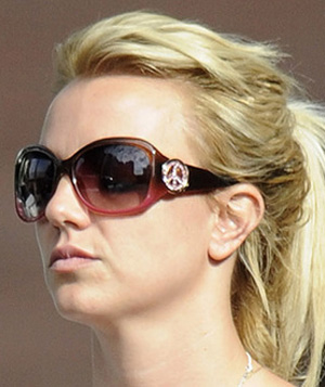 Britney Spears - Juicy Couture - BFF Strass