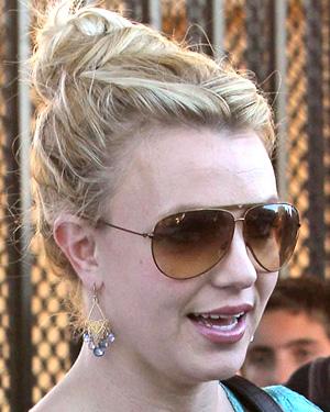 Britney Spears - Emporio Armani - 9439/S