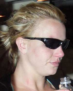 Britney Spears - Oakley - Half Jacket