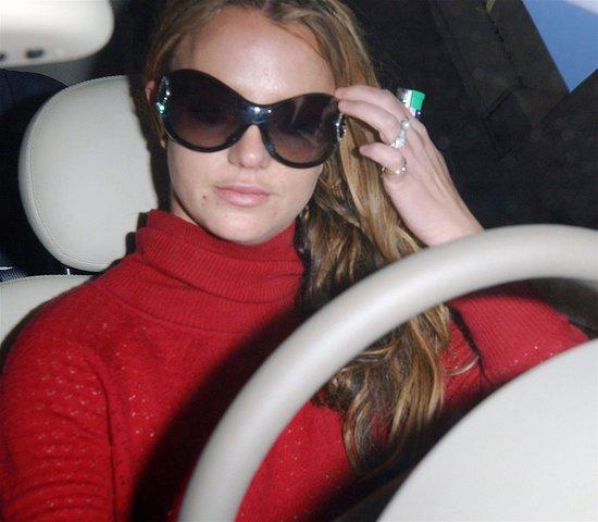 Britney Spears - Dolce & Gabbana - DG 6024