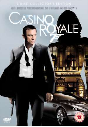 James Bond 007 - Casino Royale - Daniel Craig