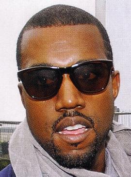 Kanye West - Oakley - Frogskin