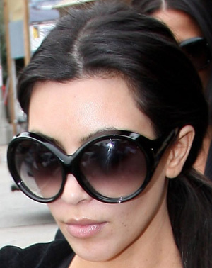 Kim Kardashian in Tom Ford Alessandra 0094
