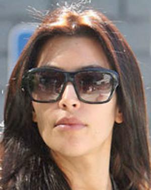 Kim Kardashian in Dita