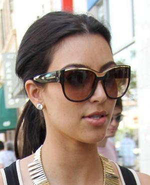 Kim Kardashian - Dolce & Gabbana - DG 6054