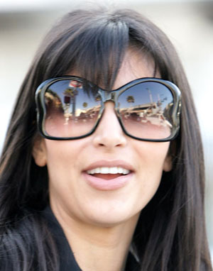 Kim Kardashian - Prada - PR 18IS