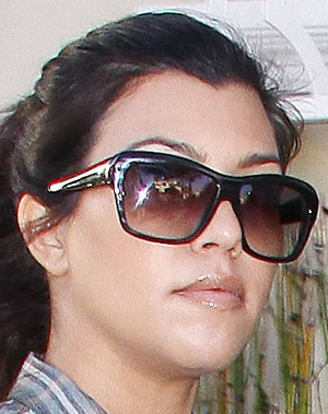 Kourtney Kardashian - Dita - Night Moves