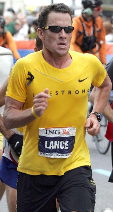 Lance Armstrong - Oakley - Flak Jacket