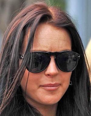 Lindsay Lohan - Persol - 0649