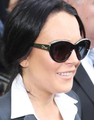 Lindsay Lohan - Christian Dior - Bagatelle/S