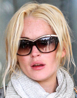 Lindsay Lohan - DSquared - DQ 0017