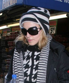 Madonna - Dior - Stronger 1