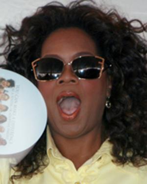 Oprah Winfrey - Fendi - FS 413