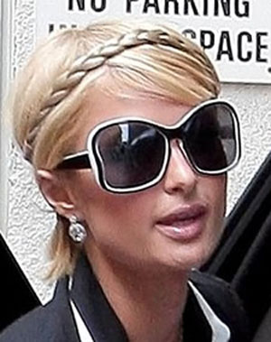 Paris Hilton - Prada - PR 18IS