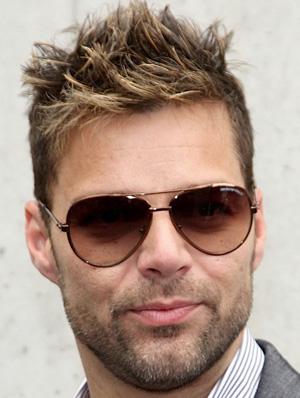 Ricky Martin - Emporio Armani - 9638/S