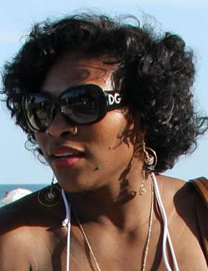 Serena Williams - Dolce & Gabbana - DG 4033B