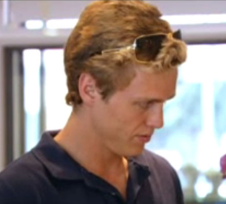 Spencer Pratt - Prada - The Hills - Prada - PR 54HS