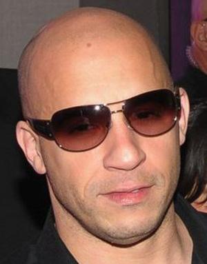 Vin Diesel - Prada - PR 61GS