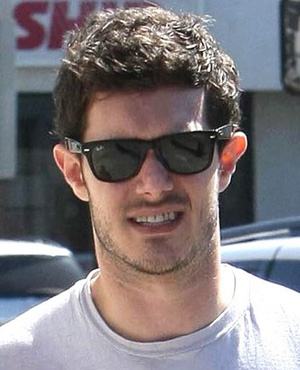 Adam Brody - Ray-Ban - RB 2132