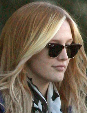 Ashlee Simpson - Ray-Ban - RB 3016 - Clubmaster