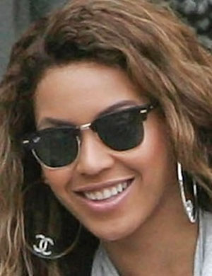 Beyonce - Ray-Ban - RB 3016 - Clubmaster