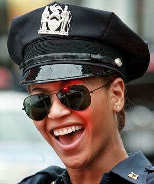Beyonce - Ray-Ban - RB 3025