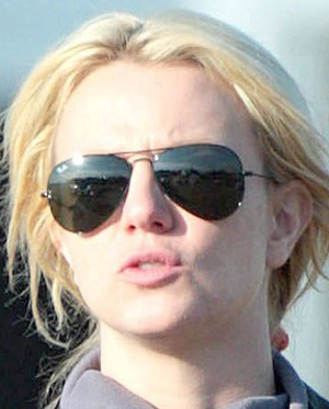 Britney Spears - Ray-Ban - RB 3025