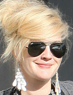 Drew Barrymore - Ray-Ban - RB 3026