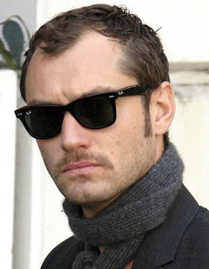 Jude Law - Ray-Ban - RB 2140