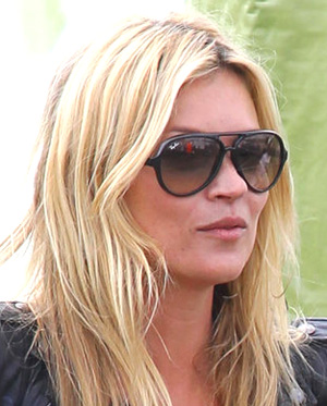 Kate Moss - Ray-Ban - 4125 - Aviator