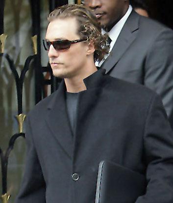 Matthew McConaughey - Ray-Ban - 4075