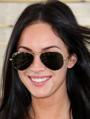 Megan Fox - Ray-Ban - RB 3025