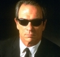 Tommy Lee Jones - Ray-Ban - RB 2030 - Predator 8 Wrap
