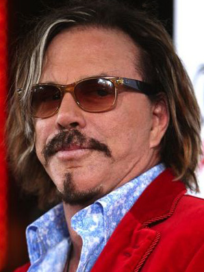 Mickey Rourke - Ray-Ban - RB 2132