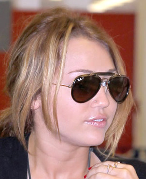 Miley Cyrus - Ray-Ban - RB 3428