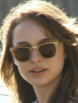 Natalie Portman - Ray-Ban - RB 3016 - Clubmaster
