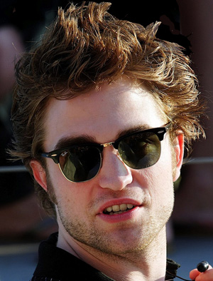 Robert Pattinson - Ray-Ban - RB 3016 - Clubmaster