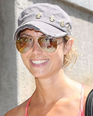 Stacy Keibler - Ray-Ban - RB 3025