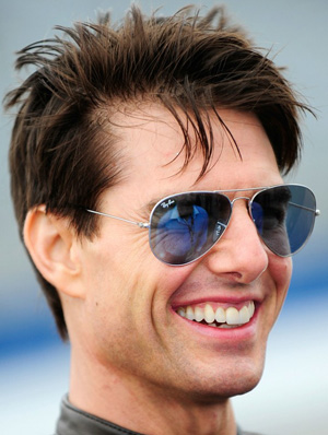 Tom Cruise - Ray-Ban - RB 3025
