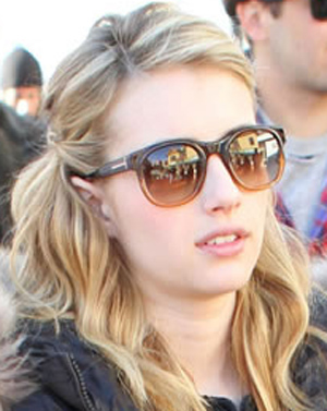 Emma Roberts - Tom Ford - Bachardy - TF 0153