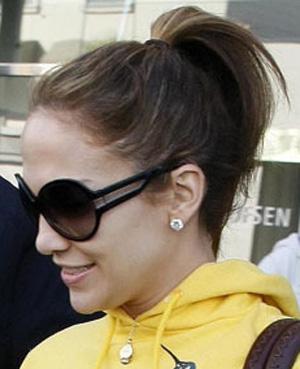 Jennifer Lopez - YSL - 6184/S