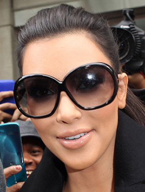 Kim Kardashian - Tom Ford - Natalia TF 0120