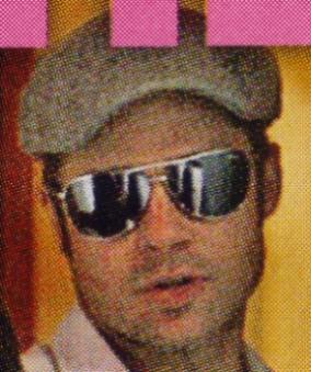 Brad Pitt - Smith - Serpico