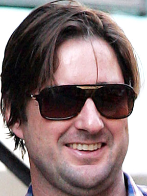 Luke Wilson - Von Zipper - Stache