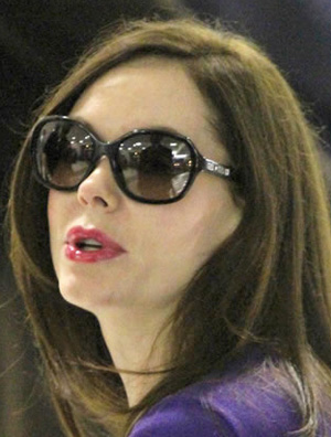 Rose McGowan - Versace - VE 4172B