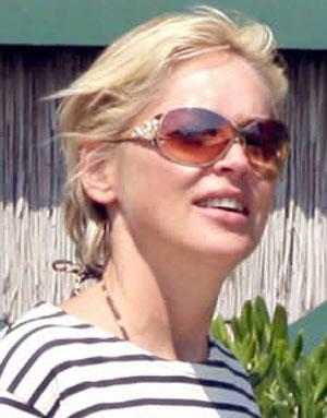 Sharon Stone - Roberto Cavalli - RC 378 - Tene