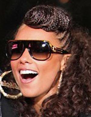 Alicia Keys – Louis Vuitton – Millionaire